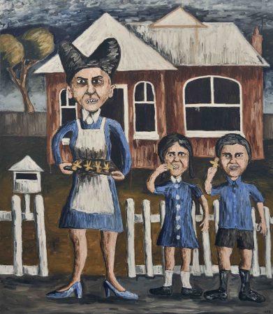 Tom Phillips Adelaide Australia neo expressionist artist