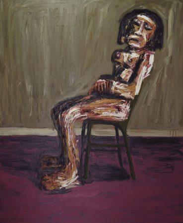 Tom Phillips neo expressionist artist